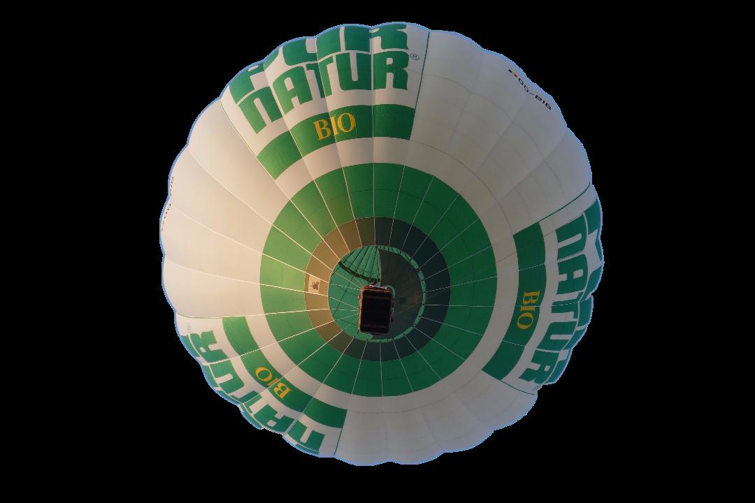 Ballonvlucht Pur Natur