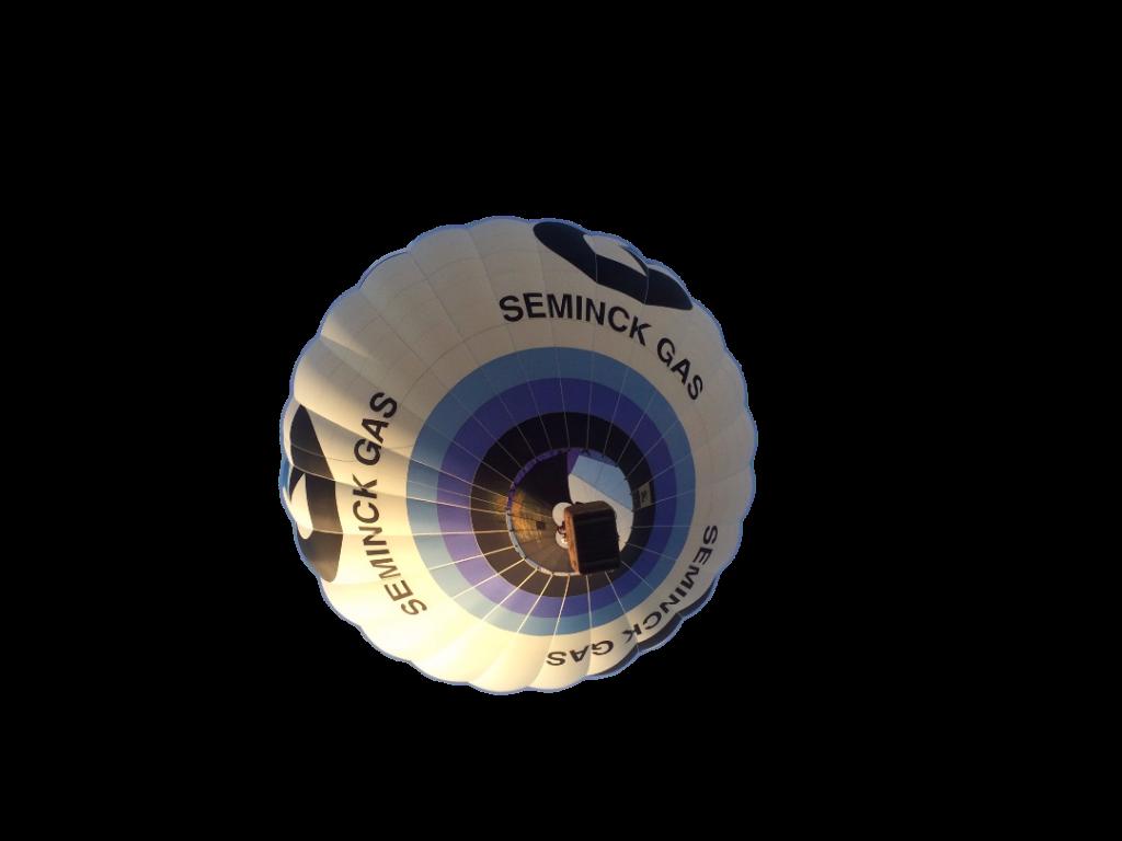 Luchtballon Seminck Gas